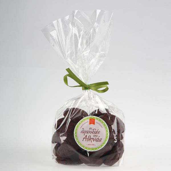 Cookies σοκολάτας   Οι λιχουδιές της Αθηνάς